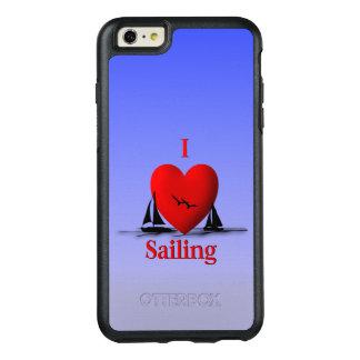 Mig hjärtasegling OtterBox iPhone 6/6s plus skal