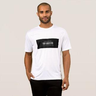 Mig idémanar för hjärta autentiska T-tröja Tee