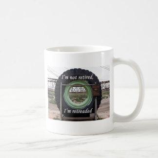 Mig inte-avgådd förmiddag, retreaded I-förmiddag: Kaffemugg