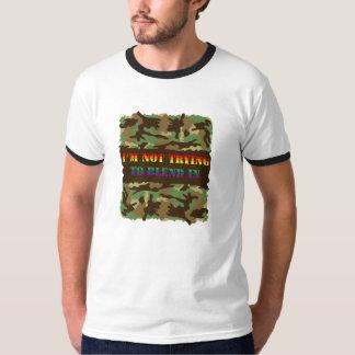 Mig inte pröva förmiddag som ska blandas in t-shirt