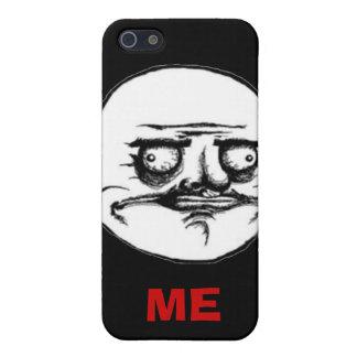 Mig iphone case för ansikte för Gusta internetMeme iPhone 5 Skydd
