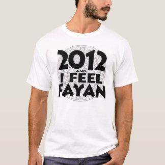 Mig känselförnimmelse Fayan T Shirt