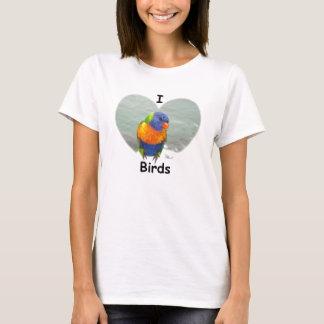 MIG LOVE BIRDS TEE SHIRT
