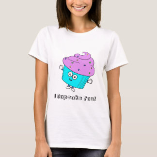 Mig muffin dig! t-shirt