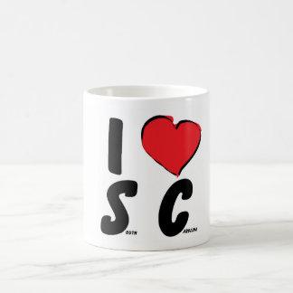 Mig mugg för *Heart*SC-kaffe