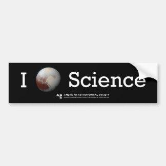Mig (Plutos klistermärke för vetenskap för hjärta)