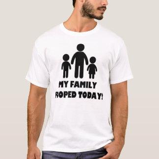 Mig Pooped i dag skjorta Tröjor