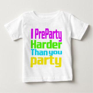 Mig Preparty som är mer hård än dig party Tee