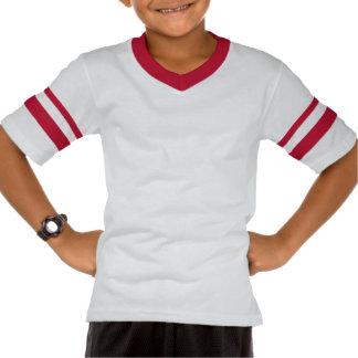 Mig [presenter för hjärta] t shirts