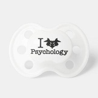Mig psykologi för hjärta (den Rorschach inkbloten) Napp