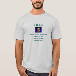 Mig robot (Romney T Shirt