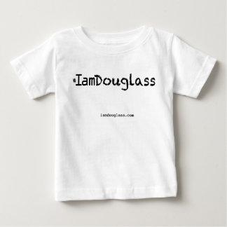 Mig skjorta för förmiddagDouglass bebis Tee Shirt
