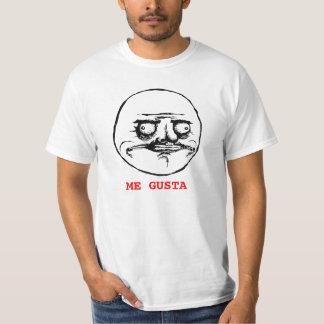 MIG skjorta för GUSTA-ursinneansikte Tshirts