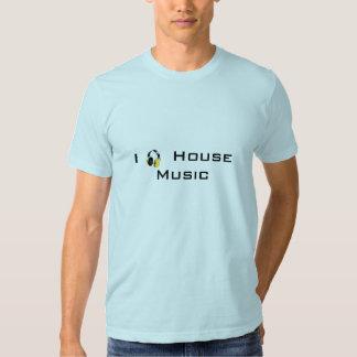 Mig T-tröja för blandninghusmusik T Shirt