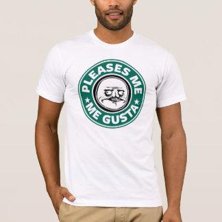 Mig T-tröja för Gusta amerikandräkt (passar), T-shirt