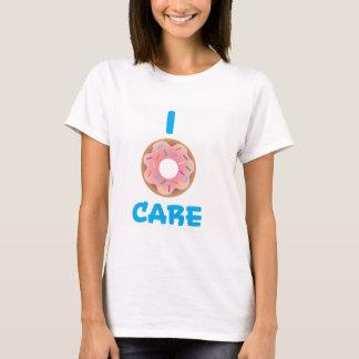 Mig T-tröja för munkomsorgEmoji vits Tee Shirt