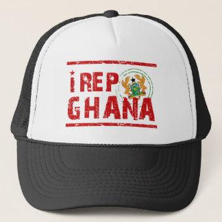 Mig tekniker Ghana Truckerkeps
