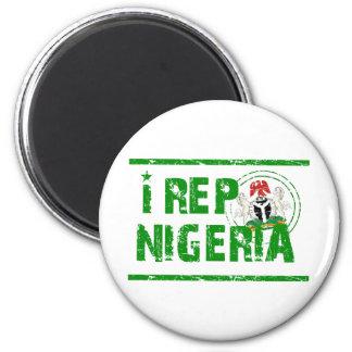 Mig tekniker Nigeria Magnet