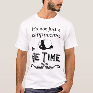 Mig Time Cappuccino Tee Shirt