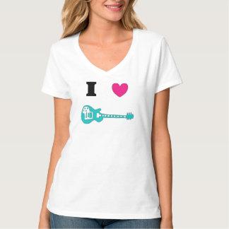 Mig utslagsplats för gitarr <3 t shirts