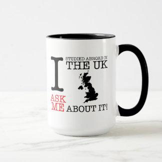 Mig utstuderat utland i UK-muggen! Mugg