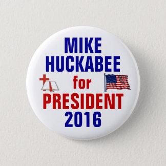 Mike Huckabee 2016 Standard Knapp Rund 5.7 Cm