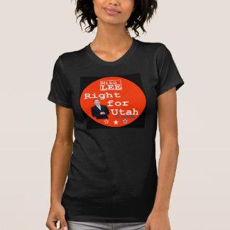 Mike LEE Utah senatT-tröja 2010 Tee Shirt