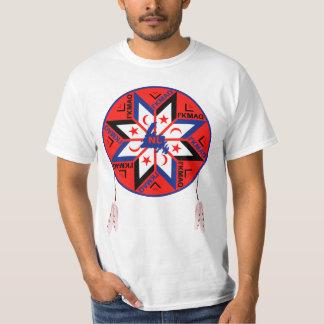 Mi'kmaq Tripartite symbol T Shirt