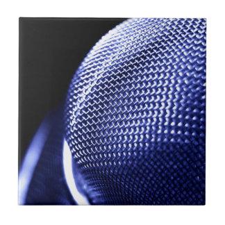 Mikrofon Kakelplatta