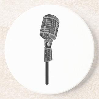 Mikrofon Underlägg Sandsten