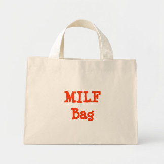 MILF hänger lös Mini Tygkasse