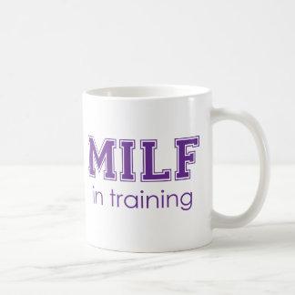 MILF i utbildning Kaffemugg