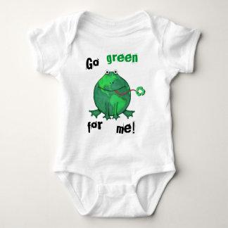 Miljö- T-tröja för jorddag T-shirt