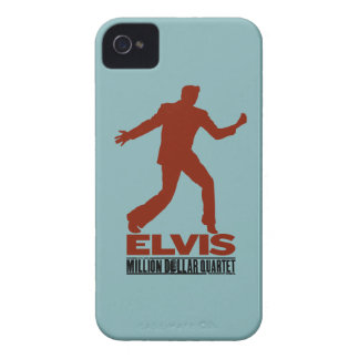 Miljon dollarkvartett Elvis iPhone 4 Skal