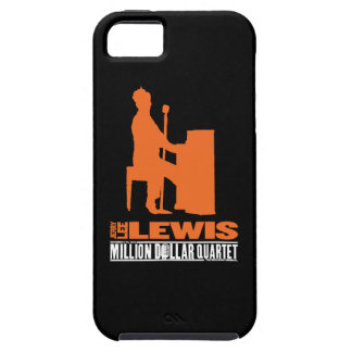 Miljon dollarkvartett Lewis iPhone 5 Case-Mate Skal