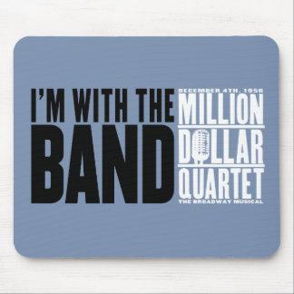 """Miljon dollarkvartett """"mig förmiddag med musikband musmatta"""