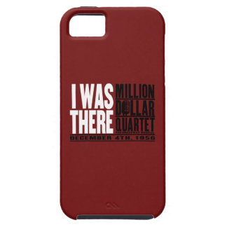 """Miljon dollarkvartett """"var jag där """", iPhone 5 cover"""