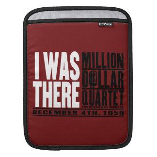 """Miljon dollarkvartett """"var jag där """", sleeve för iPads"""