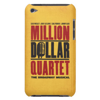 Miljon dollarkvartettlogotyp iPod touch skal