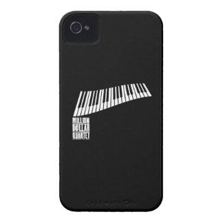 Miljon dollarkvartettpiano - vit iPhone 4 skal