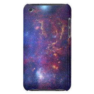 Milky långt fodral för galaxiPod handlag 4 iPod Case-Mate Fodral