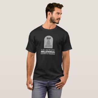 Millennial: Jagare av branschT-tröja T-shirts