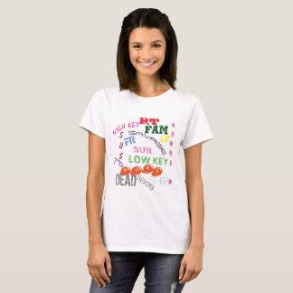 Millennial Lingo T Shirt
