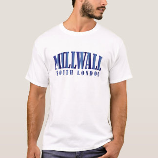 Millwall södra London T Shirt