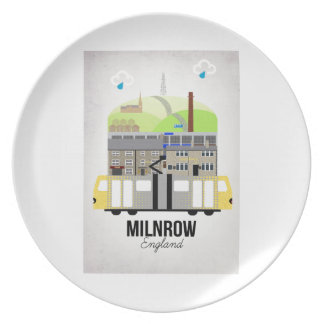 Milnrow Tallrik