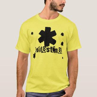 Milstolpen bor Long livutslagsplatsen T Shirts
