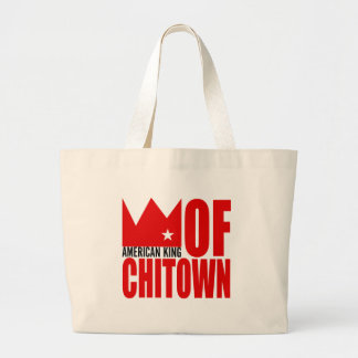 MIMARE Totebag - amerikankung av Chi-Townen Tote Bags