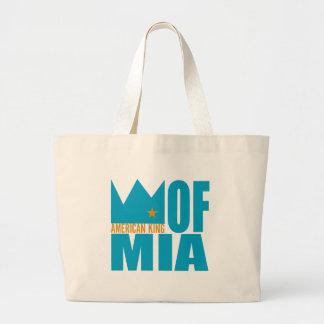 MIMARE Totebag - amerikankung av MIA Tote Bags