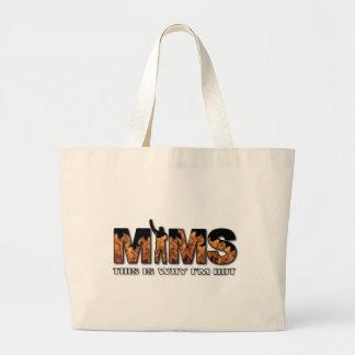 MIMARE Totebag - denna är därför I-förmiddagen hoa Tote Bags