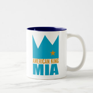 MIMAREmugg - amerikankung av MIA